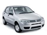 Photos of Fiat Palio 5-door ZA-spec (178) 2005–09