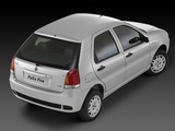 Photos of Fiat Palio Fire 5-door (178) 2007–10