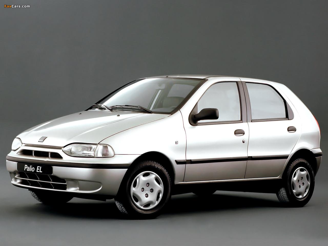 Pictures of Fiat Palio 5-door (178) 1996–2001 (1280 x 960)