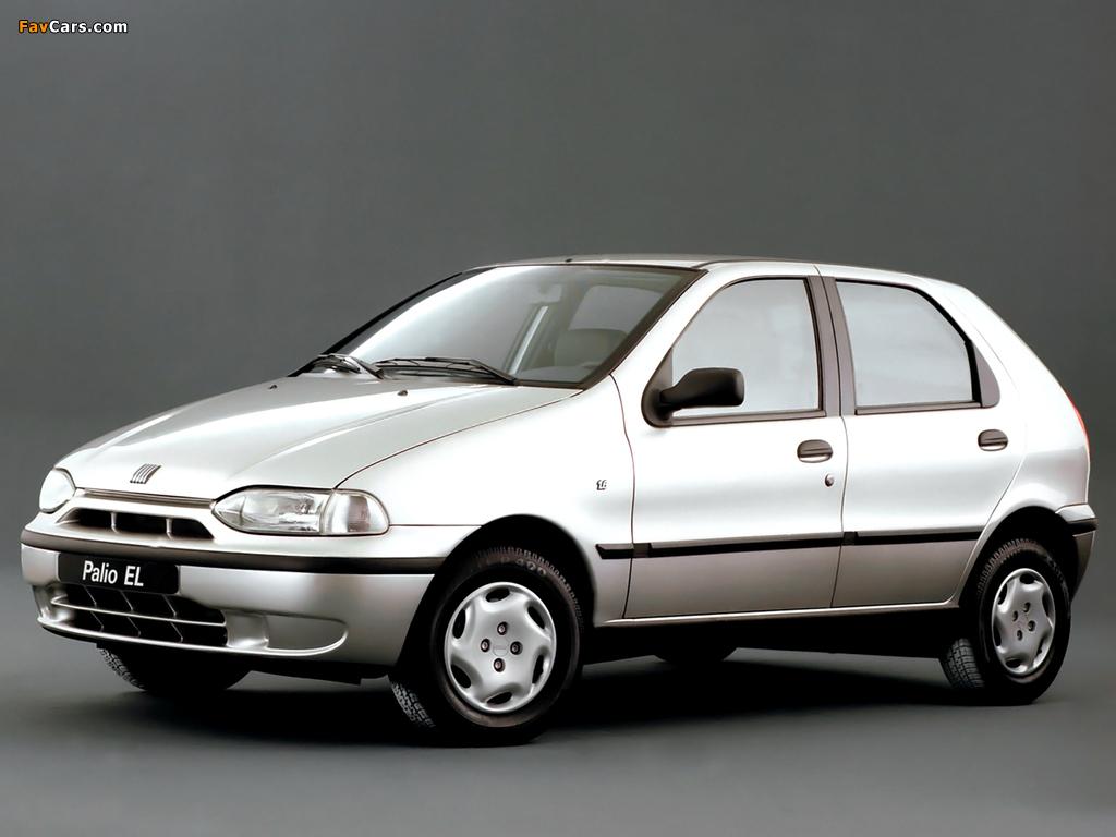 Pictures of Fiat Palio 5-door (178) 1996–2001 (1024 x 768)