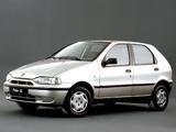 Pictures of Fiat Palio 5-door (178) 1996–2001