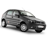 Pictures of Fiat Palio 1.8R 5-door (178) 2006–07