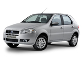 Pictures of Fiat Palio 5-door (178) 2007–09