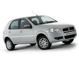 Pictures of Fiat Palio 5-door (178) 2007–09