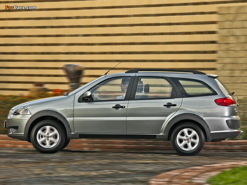 Pictures of Fiat Palio Weekend Trekking (178) 2012 (800 x 600)