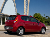 Fiat Palio Attractive (326) 2011 wallpapers