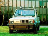 Fiat Panda 4x4 Strip (153) 1980 images
