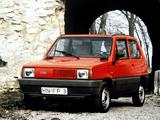 Fiat Panda 45 (141) 1980–84 photos