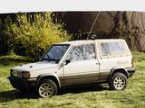 Fiat Panda 4x4 Strip (153) 1980 pictures