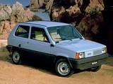 Fiat Panda 45 (141) 1980–84 wallpapers