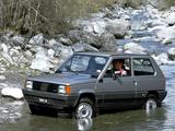 Fiat Panda 4x4 (153) 1983–86 images