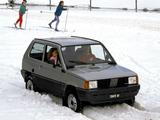 Fiat Panda 4x4 (153) 1983–86 photos