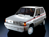 Fiat Panda White (141) 1984 pictures