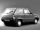 Fiat Panda (141) 1986–91 photos
