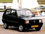 Fiat Panda (141) 1991–2003 images