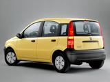 Fiat Panda Active (169) 2003–09 images