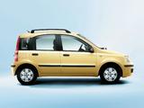 Fiat Panda (169) 2003–09 photos