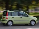Fiat Panda (169) 2003–09 pictures