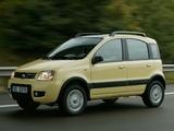 Fiat Panda 4x4 Climbing (169) 2004 images