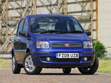 Fiat Panda UK-spec (169) 2004–09 images
