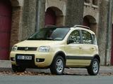 Fiat Panda 4x4 Climbing (169) 2004 photos