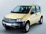 Fiat Panda 4x4 (169) 2004–09 photos