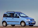Fiat Panda UK-spec (169) 2004–09 photos