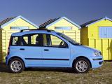 Fiat Panda UK-spec (169) 2004–09 pictures