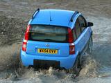 Fiat Panda 4x4 Climbing UK-spec (169) 2005–09 photos