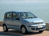 Fiat Panda ZA-spec (169) 2005–10 pictures
