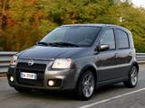 Fiat Panda 100 HP (169) 2006–10 images