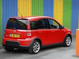 Fiat Panda 100 HP UK-spec (169) 2006–10 photos