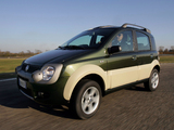 Fiat Panda 4x4 Cross (169) 2006–12 photos