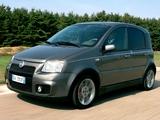 Fiat Panda 100 HP (169) 2006–10 photos