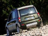 Fiat Panda 4x4 Cross (169) 2006–12 photos