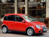 Fiat Panda 100 HP UK-spec (169) 2006–10 pictures