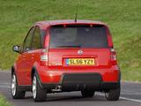 Fiat Panda 100HP UK-spec (169) 2006–10 wallpapers