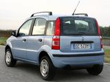 Fiat Panda Natural Power (169) 2007–09 images