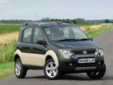 Fiat Panda 4x4 Cross UK-spec (169) 2008–10 photos