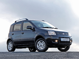 Fiat Panda 4x4 Climbing UK-spec (169) 2009–10 images