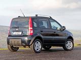 Fiat Panda 4x4 Climbing UK-spec (169) 2009–10 photos