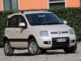 Fiat Panda 4x4 Climbing (169) 2009–12 pictures