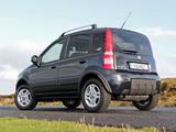 Fiat Panda 4x4 Climbing UK-spec (169) 2009–10 pictures