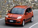 Fiat Panda (319) 2012 images
