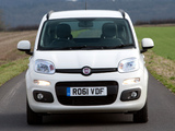 Fiat Panda UK-spec (319) 2012 images
