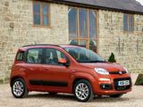 Fiat Panda UK-spec (319) 2012 pictures