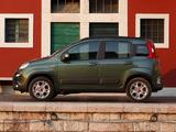 Fiat Panda 4x4 (319) 2012 pictures