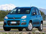 Fiat Panda Natural Power (319) 2012 wallpapers
