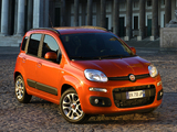 Fiat Panda (319) 2012 wallpapers