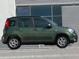Fiat Panda 4x4 (319) 2012 wallpapers